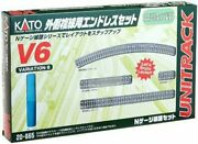 Kato N Scale V6 Endless Set For Outer Double Wire 20-865 Railway Model Rail Set