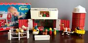 Fisher Price Little People Play Family Farm Hex Screw Animals 915