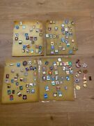 134 Ussr Soviet Cities Badge Medal Collection Rare Bundle Set Collectable Gift