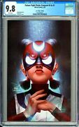 Future Fight Firsts Crescent And Io 1 Cgc 9.8 Inhyuk Lee Virgin Variant 1100