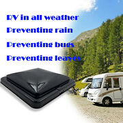 Camper Vent Lid Cover Rv Roof Top Replacement Trailer Fresh Air Ventilation Wind
