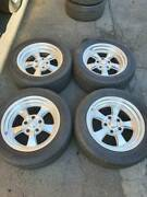 Centerline Ford Lightning Svt 18 Inch Wheels And Tires No Shipping