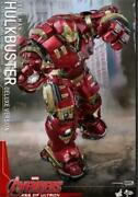Hot Toys Gneuine Avengers Hulk Buster Deluxe Edition Action 55cm Figure Statue