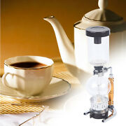 3-cups Cafetera Sifon Coffee Pot Siphon Filter Heat Resistant Japanese Style