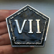 Challenge Coin - Joint Task Force Jtf Guantanamo - Gtmo - Camp Vii - Limited