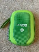 Leap Frog Leap Pad Ultra Case Only Green Orange Carrying Cover For Games