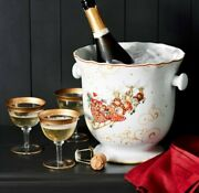 Twas The Night Before Christmas Champagne Bucket Williams Sonoma