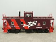 Lionel 6-27618 Mkt The Katy Union Pacific Up Heritage Ca-4 Caboose