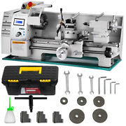 8 X 16variable-speed Mini Metal Lathe Tooling Processing Milling Special Buy