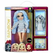 Rainbow High Gabriella Icely Doll Wave 3 Light Blue Ice Brand New In Stock 2021