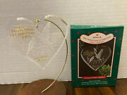 Hallmark Two Turtle Doves - 1985 - Twelve Days Of Christmas - 2nd In Series