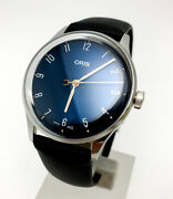 Oris James Morrison Model Jazz Series 40.5mm Automatic World Limited 1234 To