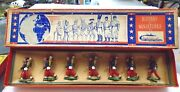 Authenticast History Of Miniatures Soldiers 2 1/8 Lead Figures Boxed Set L7