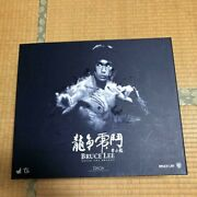 Hot Toys 1/6 Scale Dx04 Bruce Lee Enter The Dragon 70th Anni Action Figure Nib