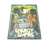 The Manhattan Project Energy Empire Board Game By Minion Games