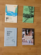 A Collection Of Paperback Books Related To Hayward Wisconsin
