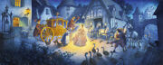 Scott Gustafson Touched By Magic Signed And Numbered With Coa Image Size 36x 14
