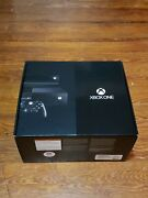 Brand New Xbox One Day One Edition 500gb Black Console With Kinect