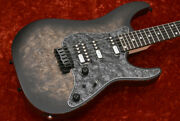 Schecter Sd-2-24-as-vtr-br -scbr- Guitar From Japan Dkv938