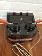 American Flyer Lines 18b Twin Power Controller Toy Transformer