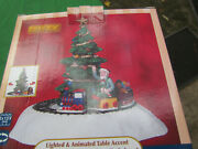 Lemax Village Collection 84798 Christmas Train - Lighted And Animated
