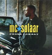 Mc Solaar - Prose Combat And03994 2xlp Uk Org The Roots Boom Bass Jimmy Jay