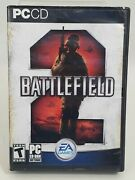 Battlefield 2 Pc 2005 3 Disc Cd-rom Good Condition