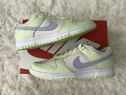 Nike Dunk Low Lime Ice Size 9.5w/8m