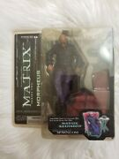 Morpheus Chair The Matrix Reloaded 2003 Series Two Mcfarlane Toys Action Figure
