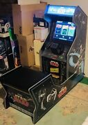 Star Wars Limited Edition Seated Arcade Game By Arcade1up 3-in-1 Classic Mint