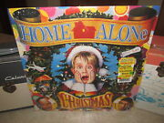 Sealed - Home Alone Christmas Vinyl Lp Clear With Red And Green Vinyl New
