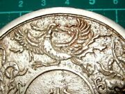 Rare 1895 Military Antique Medal Emperor Kanmu Relocated Capital 1100 Japan