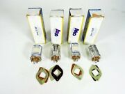 Arcolytic Ctm 4485 Set Of 4 Capacitor Condenser Vintage