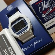 Casio G-shock X Masterpiece Limited Edition Dw-5600-ms2 Discontinued Model New