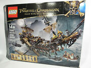 Lego Disney Pirates Of The Caribbean Silent Mary 71042 - New In Box