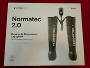 Hyperice Normatec 2.0 Leg Compression Recovery System W Bluetooth Standard Size