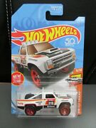 Hot Wheels And03987 Dodge D100 50th Mint In Blister