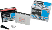 Drag Specialties Agm Maintenence-free Battery Ytx24hl-bs 2113-0212