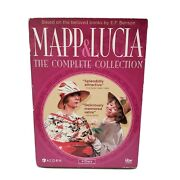 Mapp And Lucia The Complete Collection Series 4 Disc Dvd Set 10 Episode 2014 Euc