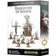 Daughters Of Khaine Start Collecting Age Of Sigmar Warhammer