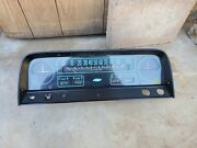 1964 - 1966 Chevy C10 Truck Instrument Cluster With Gauges Chevrolet