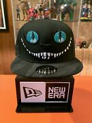 New Era Disney Alice In Wonderland Cheshire Cat 59fifty Fitted Hat 7 1/2