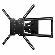 Extra Large Tv Wall Mount Swivel And Tilt Premium Universal Design Smooth Motion
