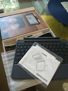 Logitech Ipad Slim Combo Bluetooth Keyboard 9.7 5and6th Gen 2 Cases For Parts.