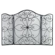 Fireplace Panels Cut Off The Embers Fireplace Screen Fire Screen For Grills