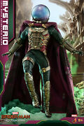 Spider-man Far From Home Mysterio 12 Hot Toys 1/6 Scale Figure [mms556] Instock