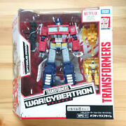 Trans Formers War For Cybertron Wfc-11 Optimus Prime