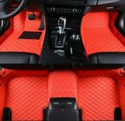 Fit For Bmw X1 X2 X3 X4 X5 X6 X7 Car Floor Mats For Left/right Hand Drive