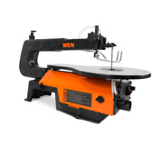 16-inch Variable Speed Scroll Saw With Easy-access Blade Changes 3922