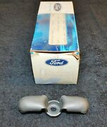1965-67 Mustang Shelby Fairlane Cougar Comet Nos Spare Wheel Hold Down Wing Nut